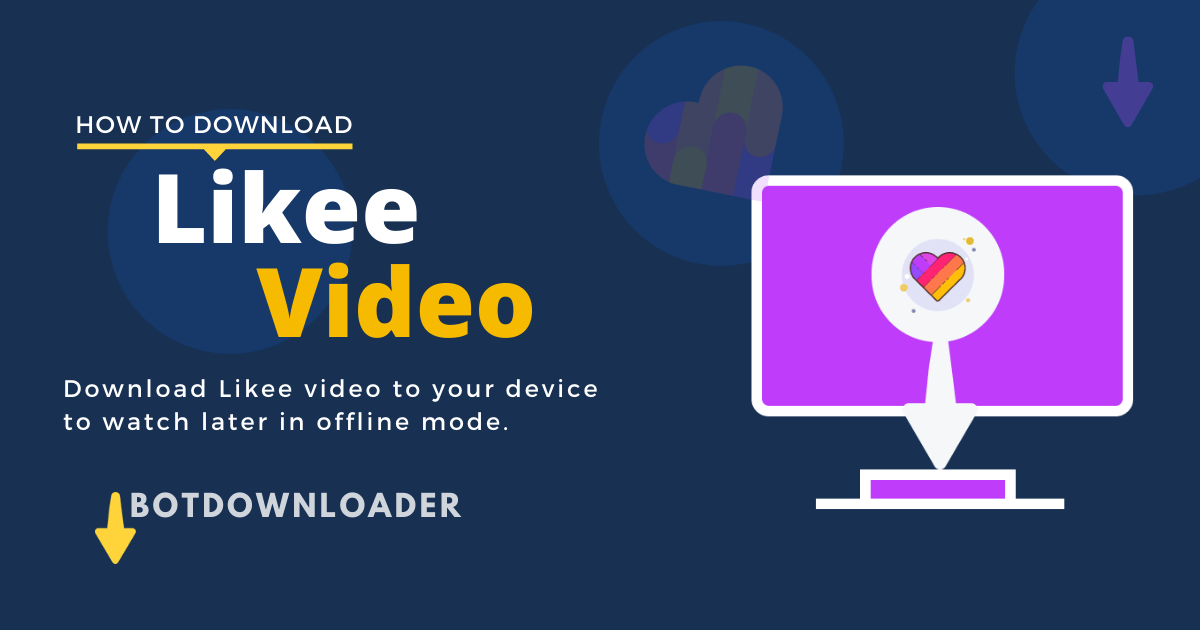 How to Download Likee Video Without Watermark